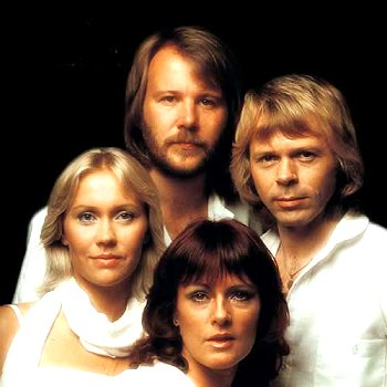 ABBA from Google image http://www.madonnaenligne.com/cybermadonna/images/2005/abba.jpg
