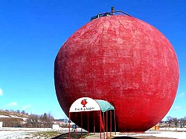 Big Apple at Colbourne Google image from http://www.imagesbythehamiltons.com/a100_6252.jpg