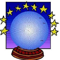 Crystal Ball from Google Image http://i24.photobucket.com/albums/c27/swerb/Crystalball.jpg