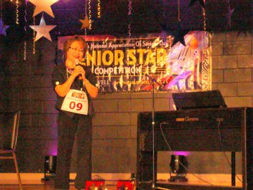 Evangelina Alcasid No. 9 singing Barbra Streisand's Memories from Cats