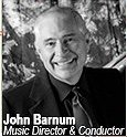 John Barnum Music Director of Orchestras Mississauga image