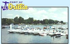 Port of Orillia from Google image