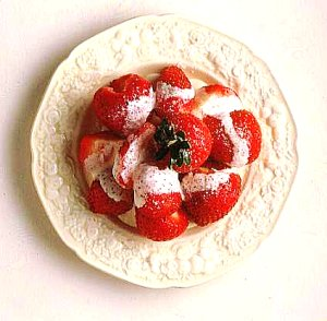 Strawberries and Cream - Google image from http://www.dkimages.com/discover/previews/783/845809.JPG