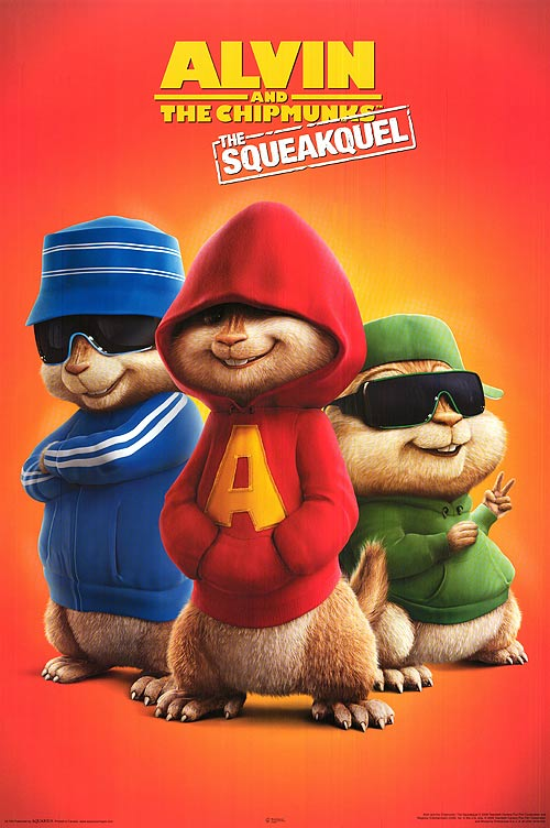 Alvin and the Chipmunks 2: The Squeakquel Movie Poster Google image from http://4.bp.blogspot.com/_8Z5Q7nkW8LU/SxBE4tgTH-I/AAAAAAAAKlM/FC5C_utZPBE/s1600/chiggers.jpg