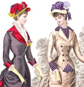 Victorian Fashion 19th century files from Wordpress image from http://19thcentury.files.wordpress.com/2012/04/victorian-fashion-1.jpg
