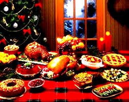 Christmas Dinner Buffet Google image from http://images.jupiterimages.com/common/detail/64/44/23044464.jpg