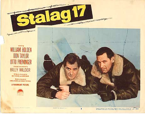 Stalag 17 Google image from http://www.posterpalace.com/images/lz/stalag17lc3.jpg