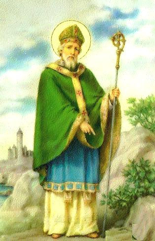 St. Patrick Google image from http://sciencenotes.files.wordpress.com/2008/03/st-patrick.jpg