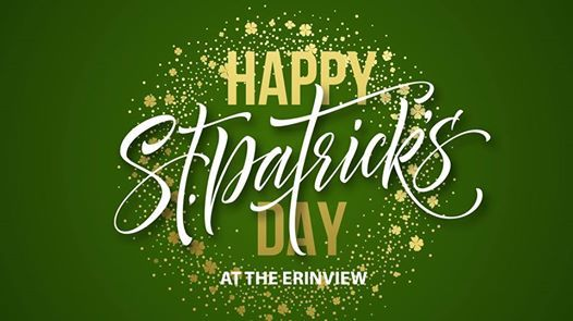 Happy St. Patrick's Day at The Erinview image from The Erinview Retirement Residence email info@sifton.com 1 Mar 2019