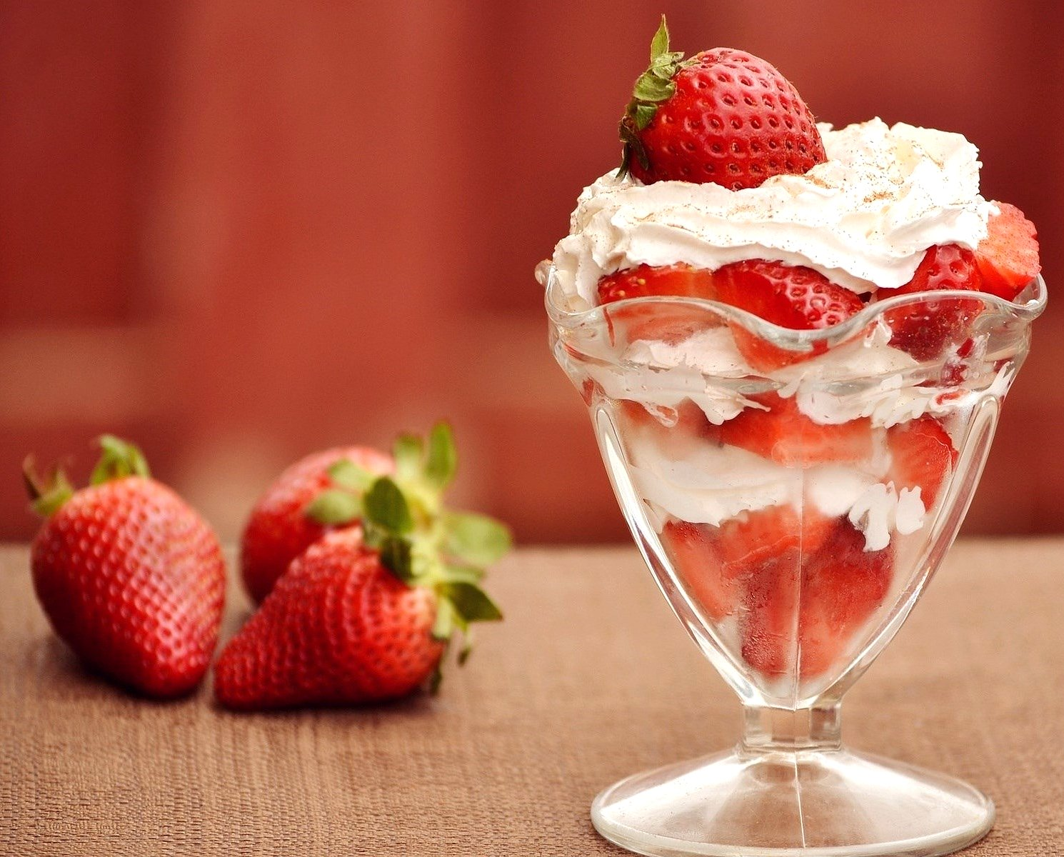 Strawberries and Cream Google image http://cookdiary.net/wp-content/uploads/images/Strawberries-and-Cream_12310.jpg