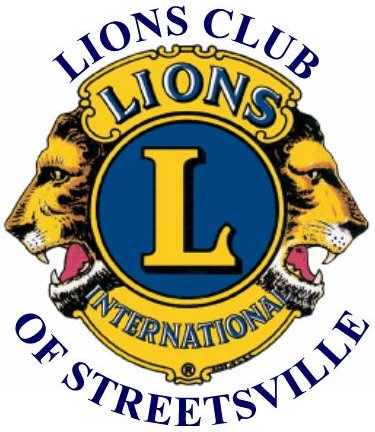 Streetsville Lions Club Logo Google image from http://www.streetsvillelionsclub.ca/images/LionsLogo.jpg