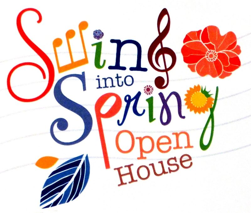 Swing into Spring Open House image from Chartwell Robert Speck Retirement Residence email flyer 4 April 2013