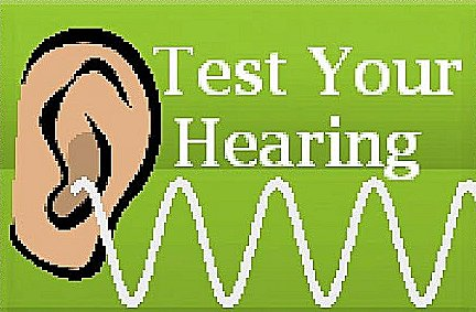Hearing Test Google image adapted from http://www.topapps.net/wp-content/uploads/2013/04/Test-Your-Hearing.jpg