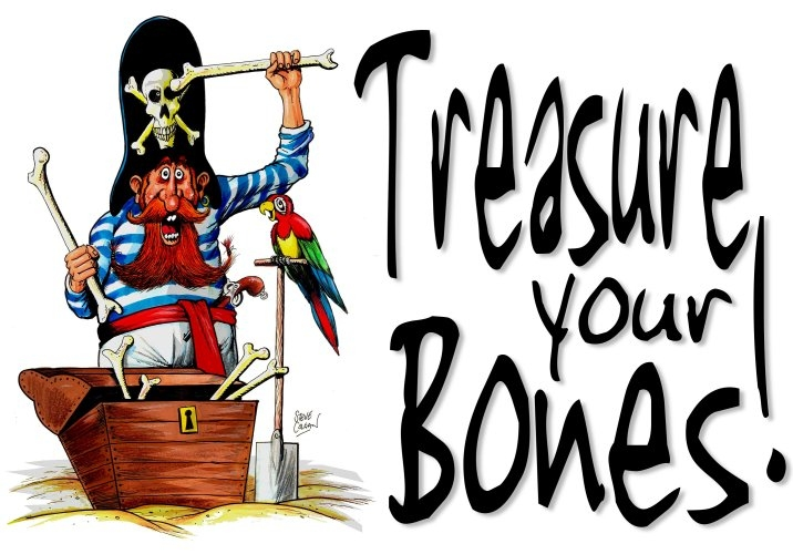 Osteoporosis: Treasure Your Bones Google image from http://ahealthyminds.blogspot.ca/2011/12/treasure-ur-bones.html