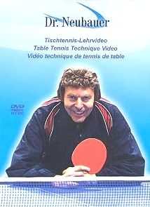 Dr. Neubauer Table Tennis Technique DVD