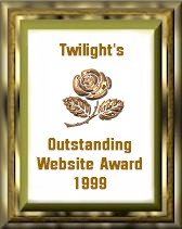 Twilight 1999 Outstanding Website Award