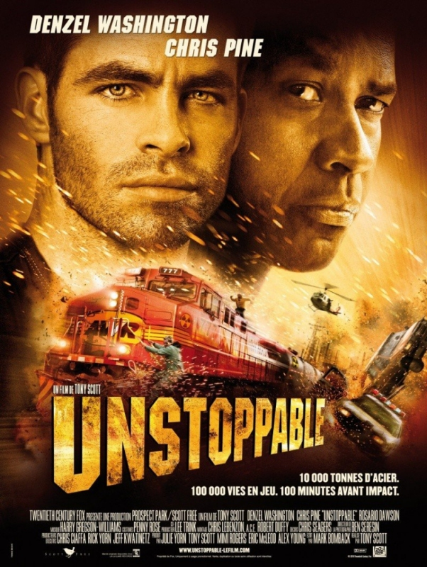 Unstoppable Google image from http://www.movie-collection.com/uploads/movie/8686/unstoppable-2010-poster-5.jpg