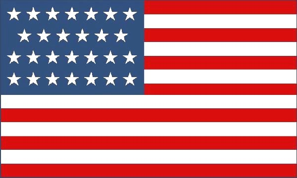 United States of America Flag Google image from http://www.mapsofworld.com/images/world-countries-flags/united-states-flag.gif