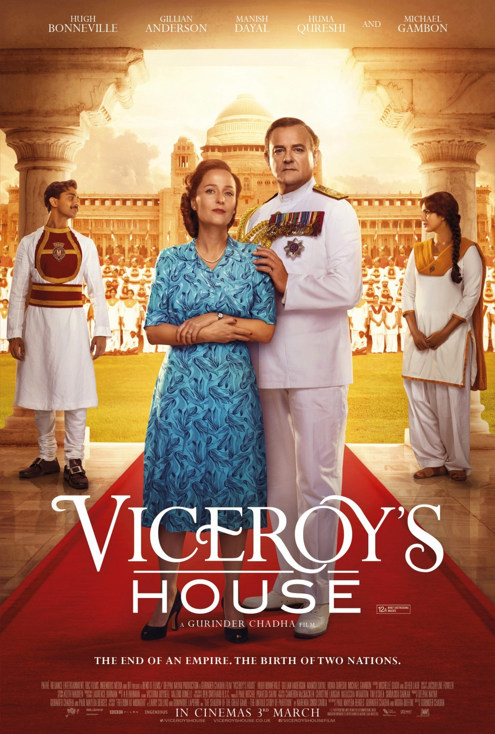 The Viceroy's House (2017) Google image from https://www.imdb.com/title/tt4977530/