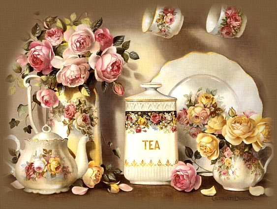Victorian Tea Google image from