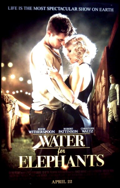 Water for Elephants Google image from http://thepattinsoncode.files.wordpress.com/2011/01/224684773.jpg