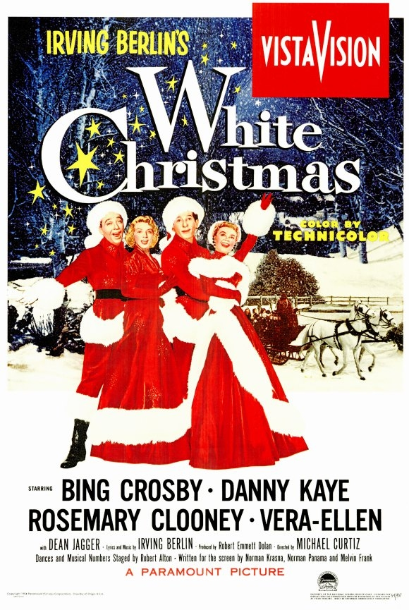 Irving Berlin's White Christmas (1954) Google image from http://www.moviegoods.com/Assets/product_images/1020/143863.1020.A.jpg