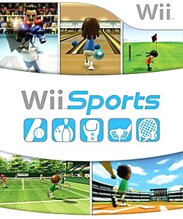 Wii Sports Google image from http://upload.wikimedia.org/wikipedia/en/e/e0/Wii_Sports_Europe.jpg