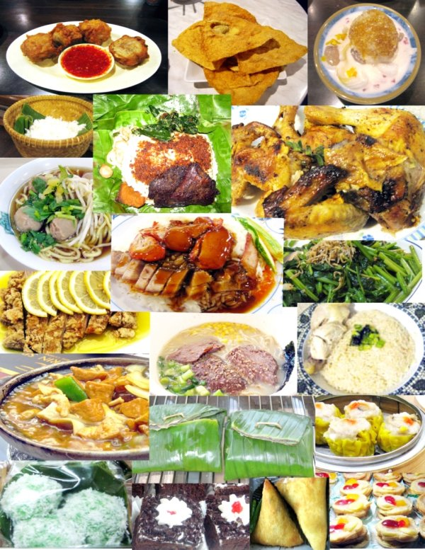 Foods from around the world Google image from redplatter.com