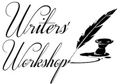 Writers' Workshops Google image from http://www.uustpete.org/sites/default/files/post/images/writers-workshop-returns-1862.jpg
