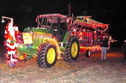 Rockwood Farmers Santa Claus Parade of Lights