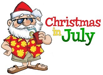 Christmas in July Google image from http://gcinsa.files.wordpress.com/2012/06/christmas_in_july.jpg