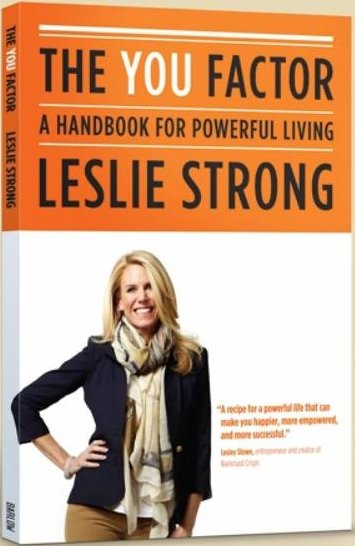 The YOU Factor: A Handbook for Powerful Living by Leslie Strong